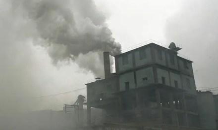 Alerte rouge à la pollution à Beijing