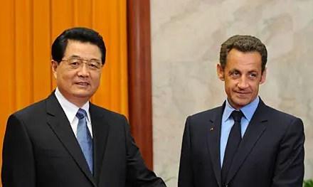 Construire un partenariat stratégique global sino-français