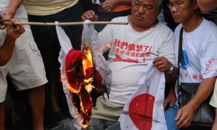 Japonais arrêtés pour « activité illégale »