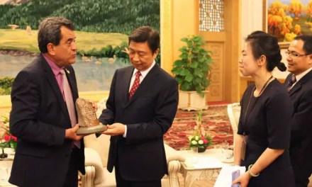 Accords de coopération scellés entre Pékin et la Polynésie française