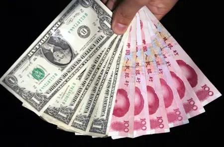 La Chine reste le premier pays créancier des Etats-Unis
