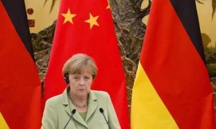 Angela Merkel satisfaite de sa visite en Chine