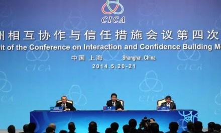 Inciter la confiance en Asie par le CICA