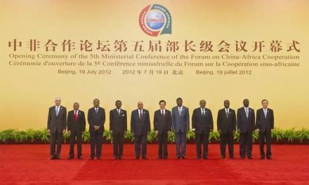 La relation Chinafrique a une «nouvelle hauteur»