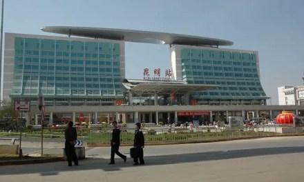 Bain de sang à Kunming