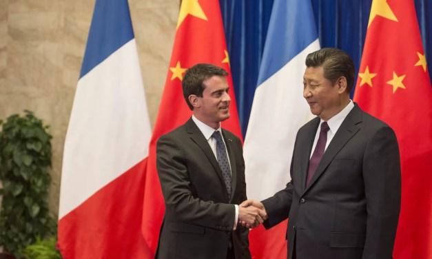 La France attend beaucoup des chinois