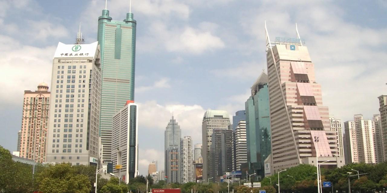 Shenzhen concurrent sérieuse de Hong Kong