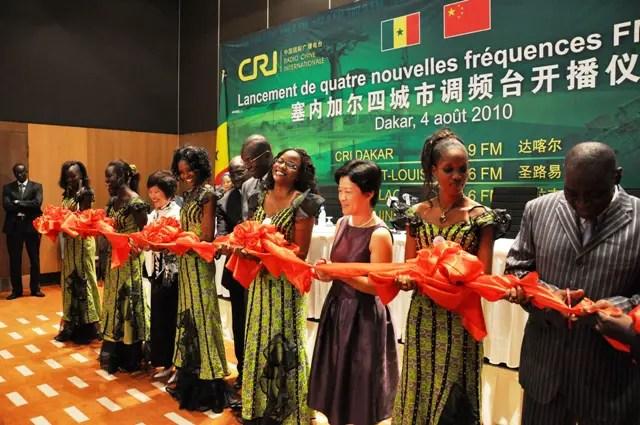 Diffusion de films et séries chinois en Afrique