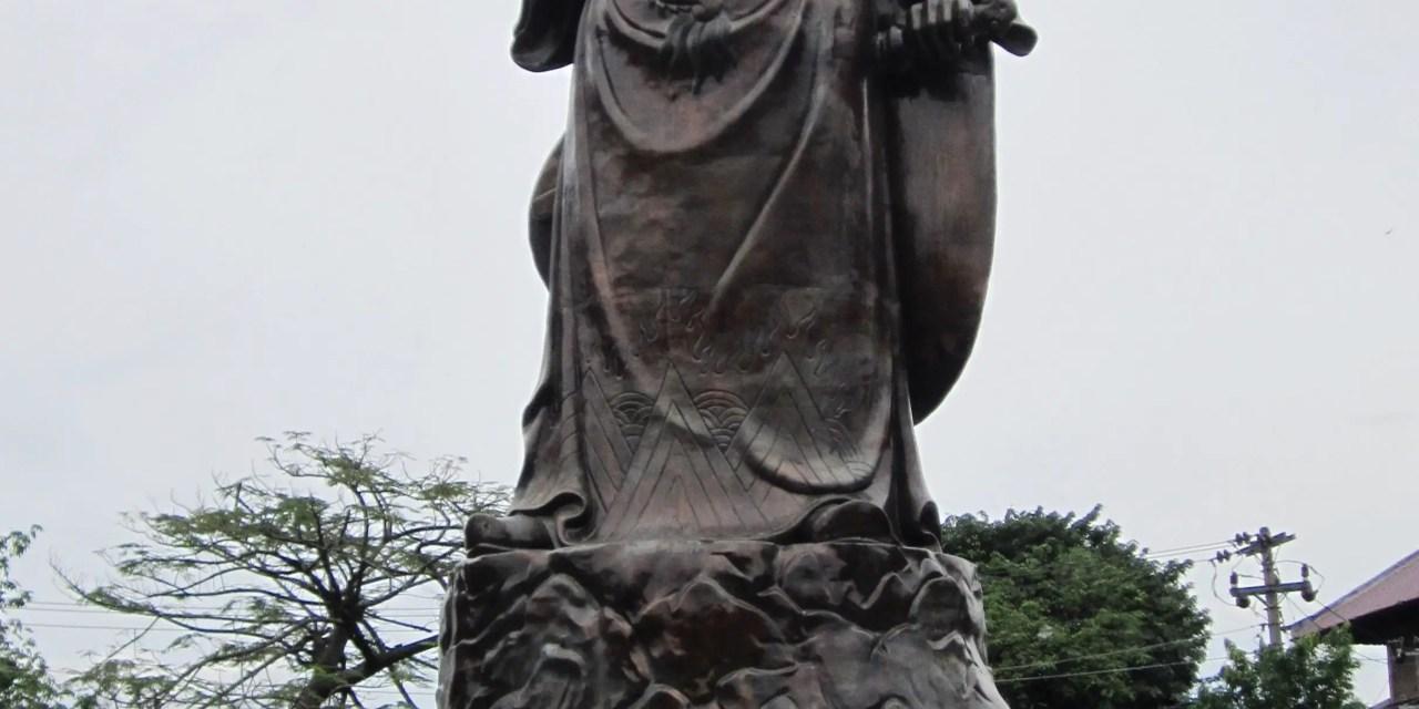 Zheng He découvre le continent africain