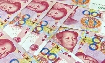 Hausse des réserves de change