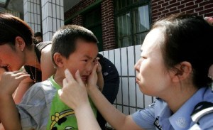 Enfant retrouvé par la police