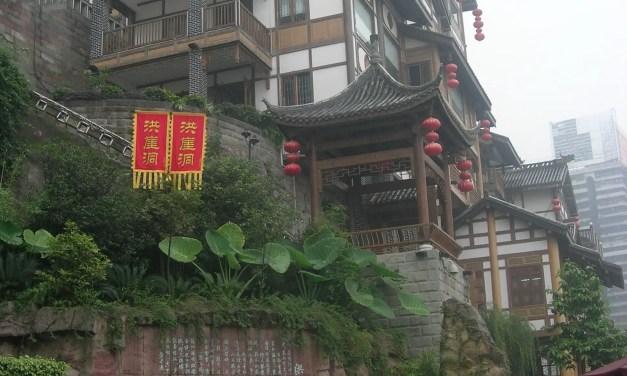 Chongqing, le Grand Ouest de l'Empire