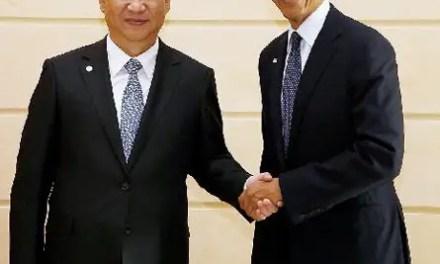 Xi Jinping tente de rassurer les américains