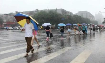 Des dizaines de morts dans les inondations en Chine