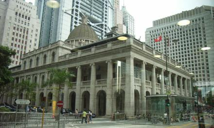 Report du projet de loi à Hong Kong