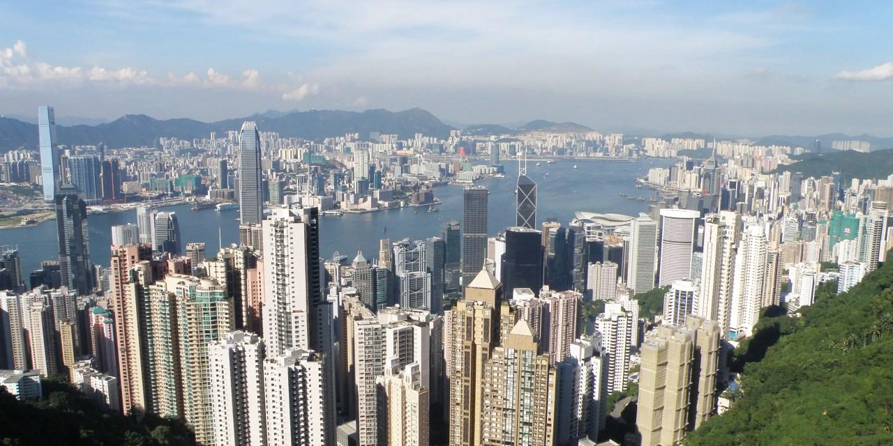 Hausse des inégalités sociales à Hong Kong