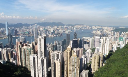 Alerte maximale à Hong Kong