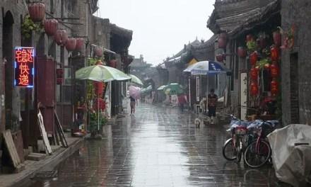 2010, année pluvieuses pour les chinois