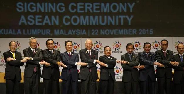Communauté de l'ASEAN, la nouvelle union