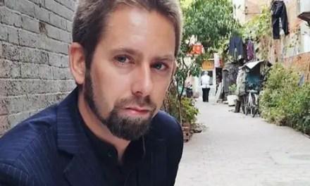 Peter Dahlin revient sur ses conditions de détention