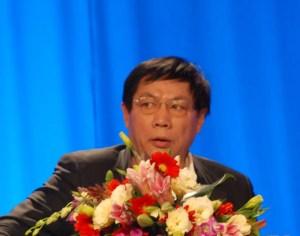 Ren Zhiqiang, blogueur