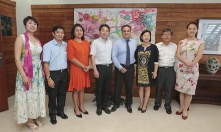 «La Chine occupe toujours une place privilégiée» à La Réunion