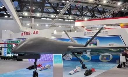 Beijing rend son drone aux Etats-Unis