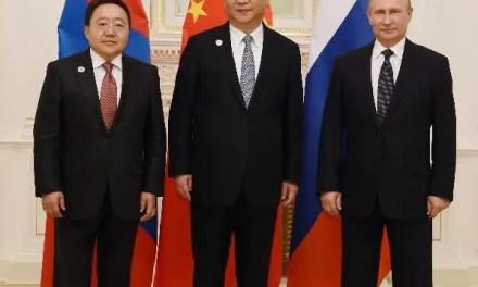 Soutien de la Russie sur la mer de Chine méridionale
