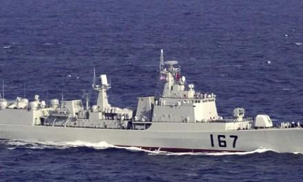 Beijing mise tout sur sa marine