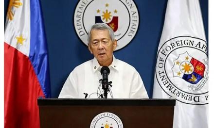 Est ce que Manille change de position ?