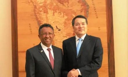 Madagascar obtient plus de 13 millions d'euros de la Chine