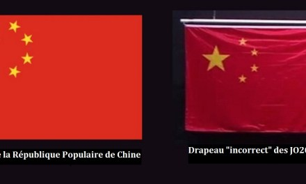Le drapeau de la discorde
