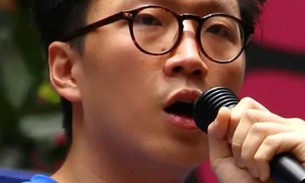Edward Leung condamné à six ans de prison
