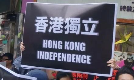 Le gouvernement hongkongais interdit un parti indépendantiste