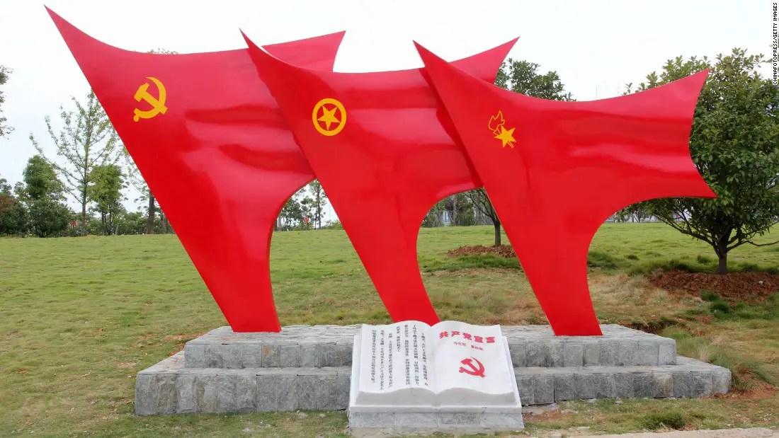 Les «Huit vertus socialistes»
