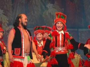 Costumes traditionnels Yi