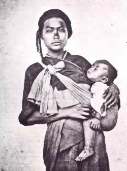 femme-autochtone-et-son-enfant-taiwan-par-john-thomson-1871