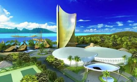 Chine- Tahiti : mémorandum signé sur les énergies vertes