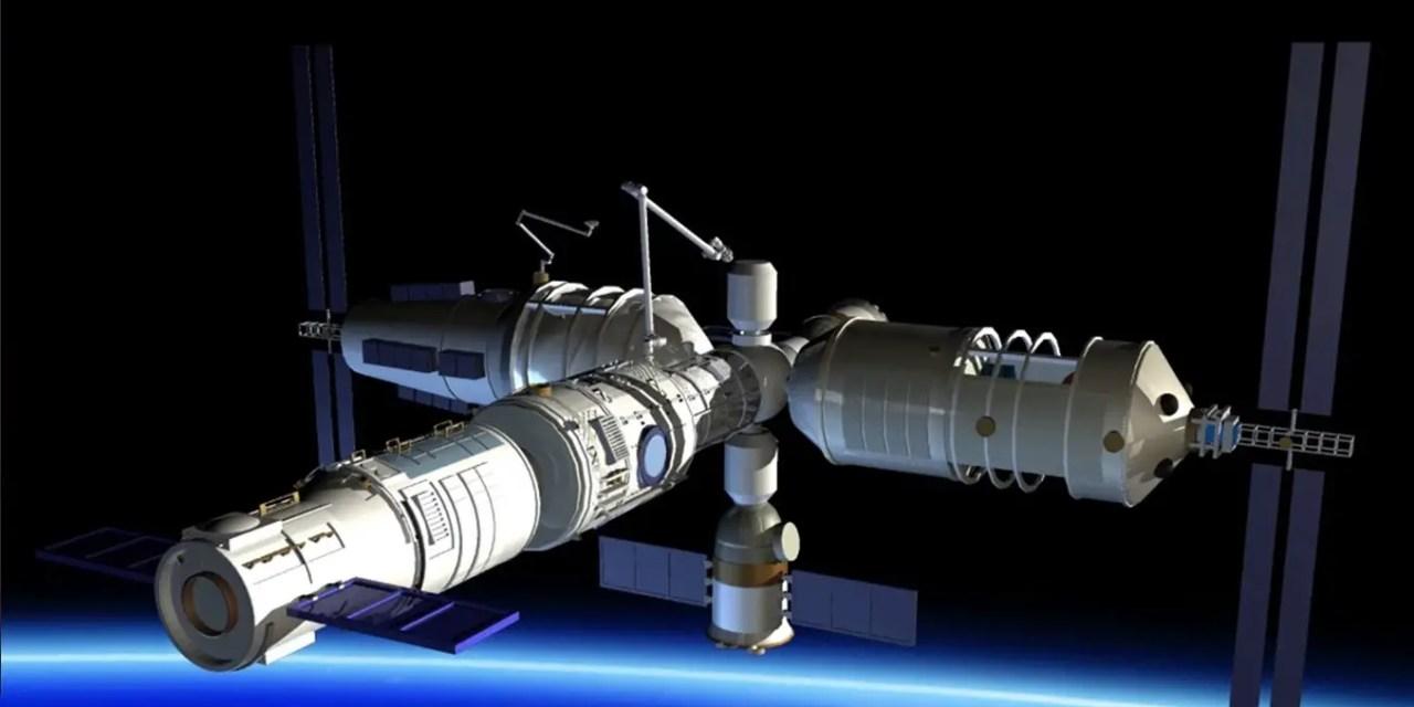 La Chine va posséder sa propre station spatiale