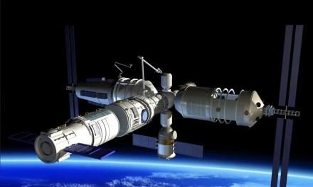 La station spatiale Tiangong-2 sur la bonne voie