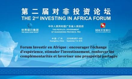 La Banque mondiale et la Chine intensifient leur soutien au développement économique de l'Afrique