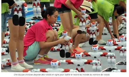 Chine : l'innovation comme vecteur de changement structurel