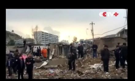 Shaanxi : un stock illégal d'explosif responsable de la déflagration