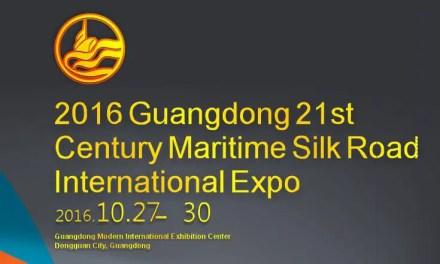 L'île Maurice présente à l'Expo internationale de la Route de la Soie maritime