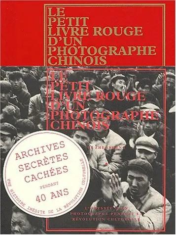 Le petit livre rouge d'un photographe