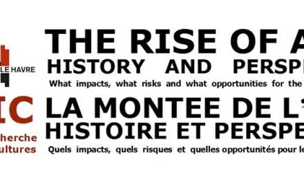 La montée de l'Asie : histoire et perspective (colloque)