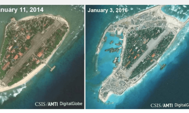 Nouvelles tensions sino-américaines en mer de Chine méridionale