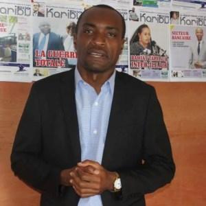 Ali Mmadi, Directeur de la communication du Gouvernorat de Ngazidja