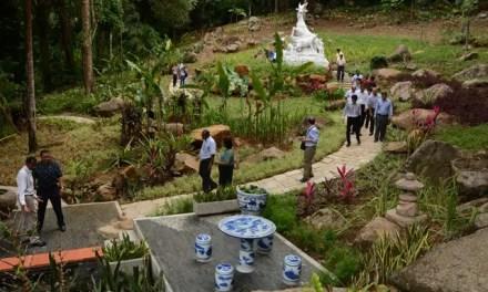 Le Jardin de Guangzhou ouvre ses portes aux Seychelles