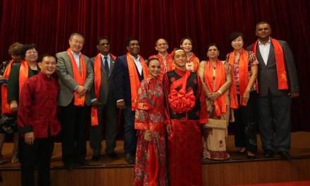La Chine s'honore à l'île Maurice